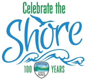 OPRD Celebrate the Shore logo